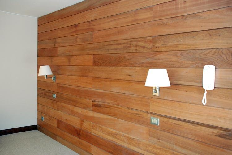 Revestimientos - Revestimiento madera paredes ...